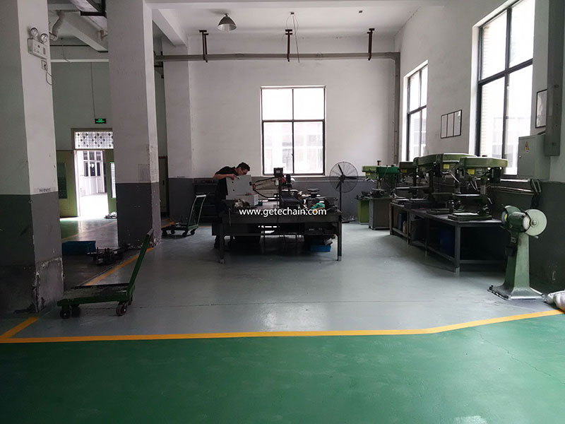 New mold develop room