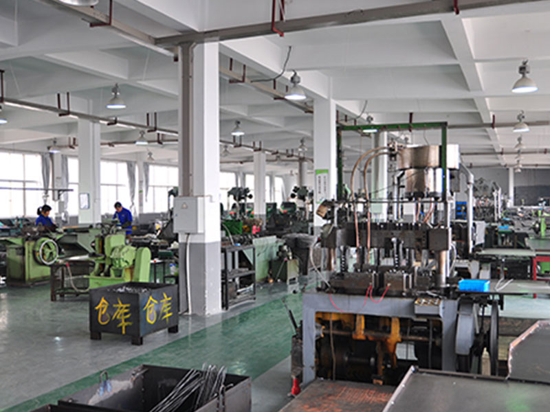 roller chain process line