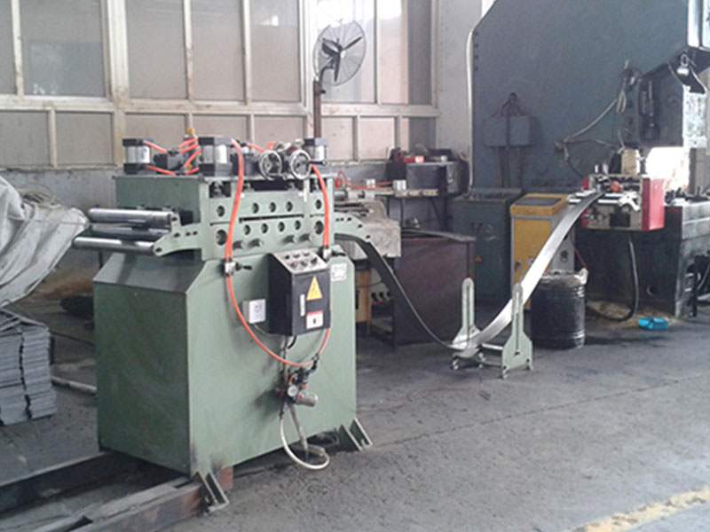 automatic punching line